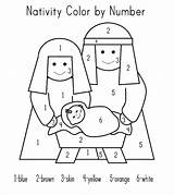 Nativity Coloring Jesus Printable Birth Christ Worksheets Born Preschool Bible Activities Pdf Crafts Scene Activity Mary Dot Printables Numbers Worksheet sketch template