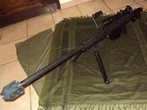 Airsoft Snow Wolf Barrett M82