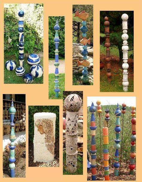 stehle holz design stelen kreaton keramik und mehr t 246 pfern in 2019 keramik keramik ideen und t 246 pferei