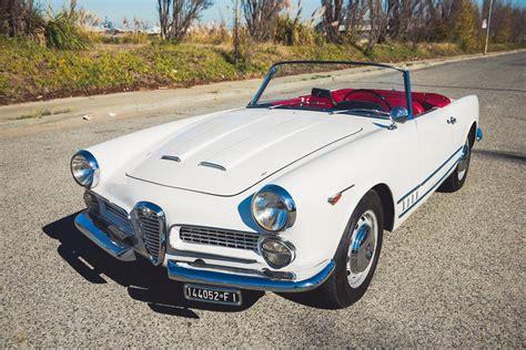 1961 Alfa Romeo Spider For Sale #1903187  Hemmings Motor News