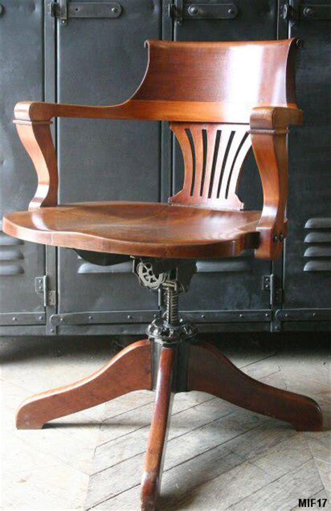 fauteuil de bureau americain fauteuil américain standard vers 1920