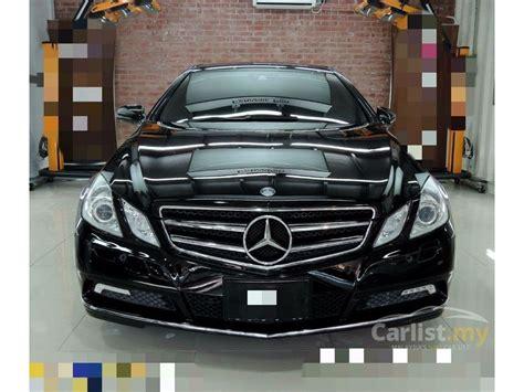 Mercedes-benz E350 2010 Avantgarde 3.5 In Sarawak
