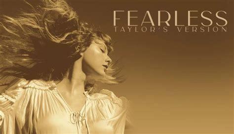 Taylor Swift anuncia el lanzamiento de 'Fearless (Taylor's ...