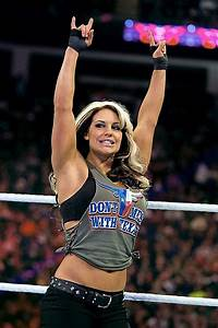 Whose Hotter, K... Kaitlyn Wwe Quotes