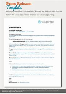 free press release template impress journalists in seconds With templates for press releases