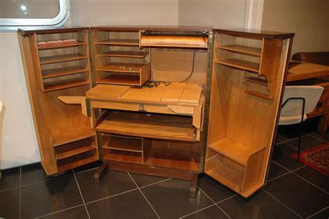 bureau de secretaire armoire secretaire bureau depliant