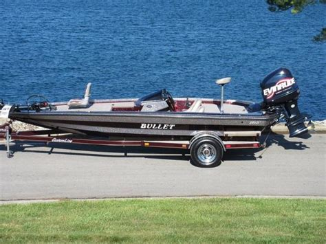 Craigslist Used Bass Boats by Bullet New And Used Boats For Sale