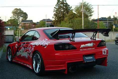 SILVIA S15 VS-D1 WORKS MODEL|VeilSide Co.,Ltd./ヴェイルサイド