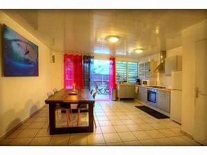 Appartement F2 Définition : appartement f2 proche de la passe de taapuna et de l 39 h tel manava punaauia ~ Melissatoandfro.com Idées de Décoration