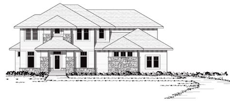 House Plan 42044 Traditional Style with 2593 Sq Ft 3