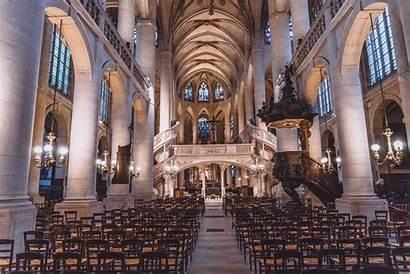 Paris Dame Notre Cathedral Saint Churches Mont