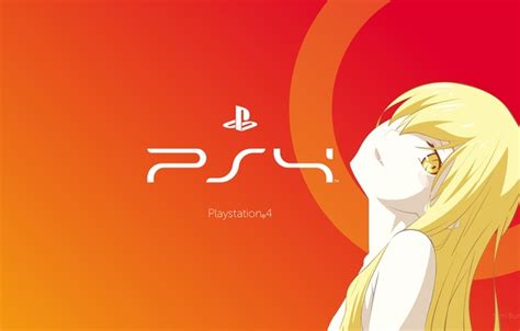 Ps4 Wallpaper Anime - wallpaper anime sony bakemonogatari oshino