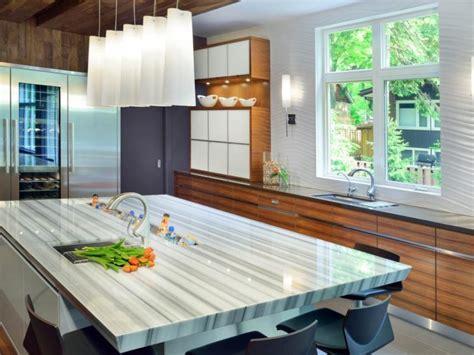 Trends and Novelties: Unusual Kitchen Countertops