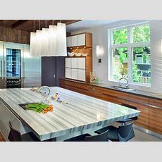 Trends And Novelties Unusual Kitchen Countertops