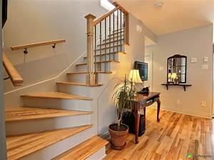 Escalier De Maison Interieur : rampe d 39 escalier 59 suggestions de style moderne ~ Zukunftsfamilie.com Idées de Décoration