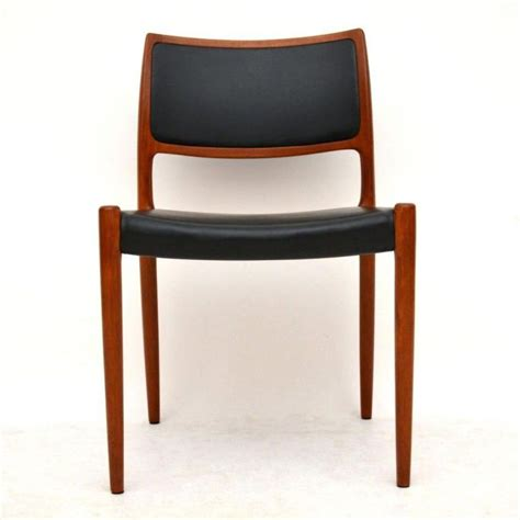 vintage leather dining chair astat co