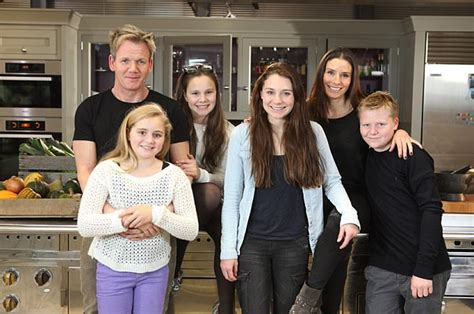 gordon ramsay cuisine en famille gordon ramsay says children won 39 t get on fortune