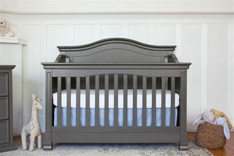 crib to bed louis 4 in 1 convertible crib with toddler bed conversion