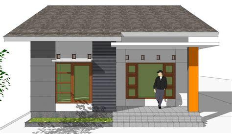 gambar inilah contoh desain teras minimalis simemet rumah