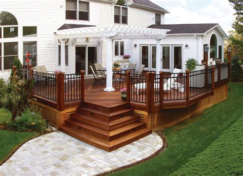 ipe deck in raleigh