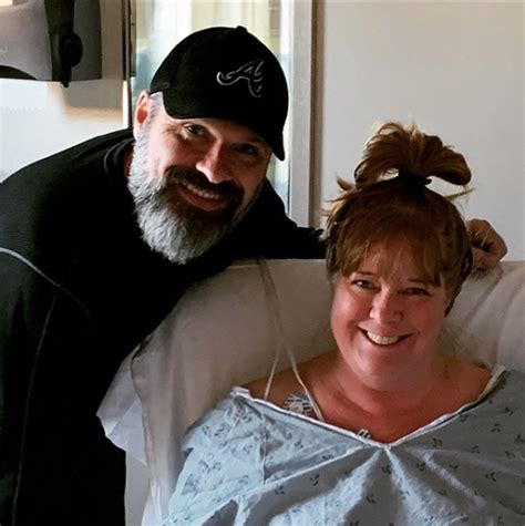 Third Day's Mac Powell on wife's brain aneurysm: 'Each day ...