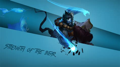 Spirit Guard Udyr Animated Wallpaper - spirit guard udyr www pixshark images