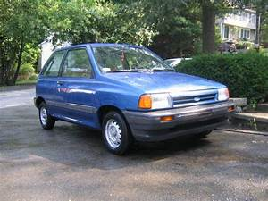 4918233 1988 Ford Festiva Specs  Photos  Modification Info