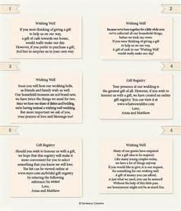 wedding registry wording wedding registry wording myideasbedroom