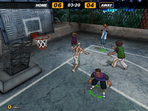 demos playstation  freestyle street basketball megagames