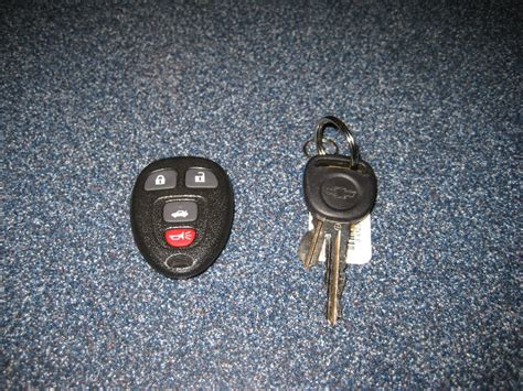 Chevrolet Cruze Key Replacement