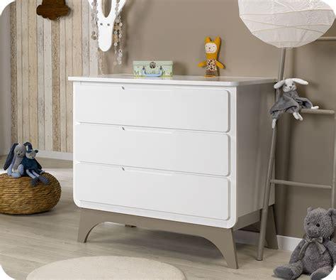 commode blanche chambre commode bébé pepper blanche achat vente mobilier à