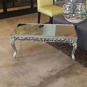 25 best ideas about mirrored coffee tables on pinterest With silver mirrored coffee table