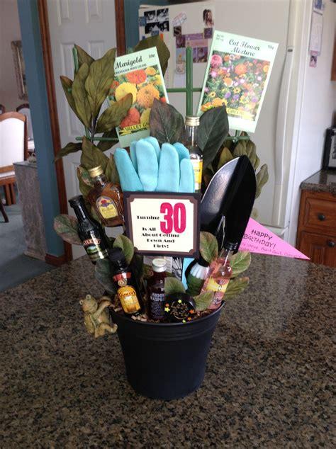 5 out of 5 stars. 30th Birthday gift   30th birthday gifts, Birthday basket ...