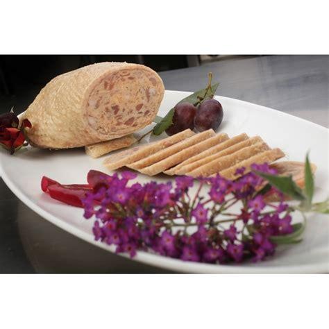canap au foie gras cou de canard farci au foie gras