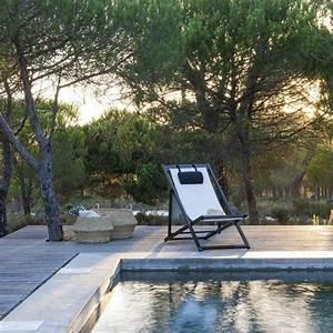 selection de mobilier d39exterieur pour terrasse et jardin With jardin autour d une piscine 1 selection chaise longue et transat autour de la piscine