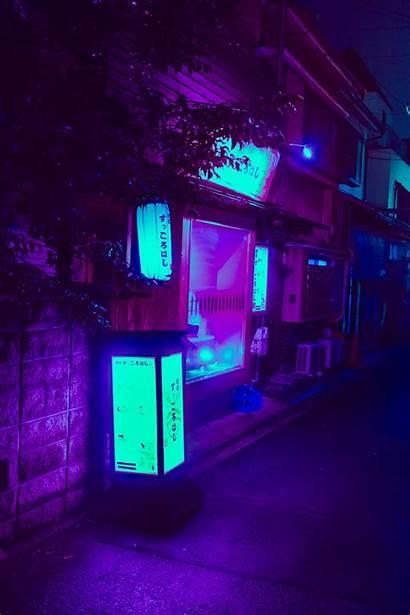Neon Iphone Lights