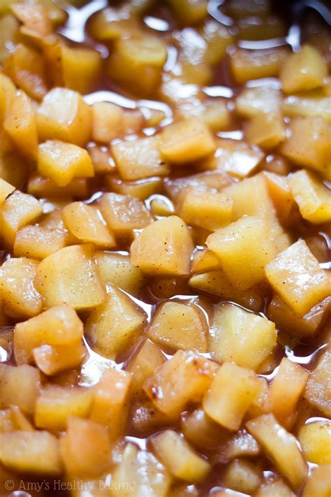 The recipe above will fill about 7 quarts. Slow Cooker Apple Pie Filling | Amy's Healthy Baking