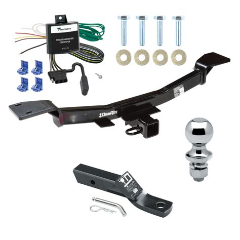 Kium Sportage Hitch Wiring by Trailer Tow Hitch For 05 10 Kia Sportage 4 Cyl Complete