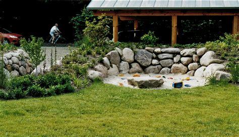Gartengestaltung Natürlichästhetisches Gartendesign