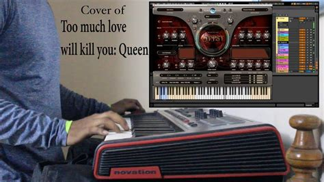 [cover Of] Too Much Love Will Kill You