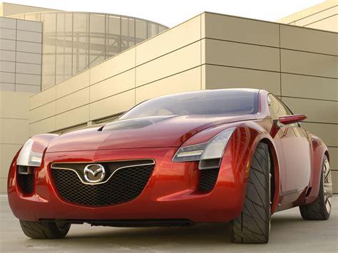 2006 Mazda Kabura Concept Review Supercarsnet