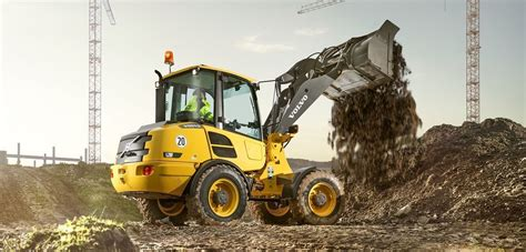 construction equipment   electric volvo ce