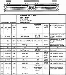 Chevy Venture Pcm Wiring Diagram