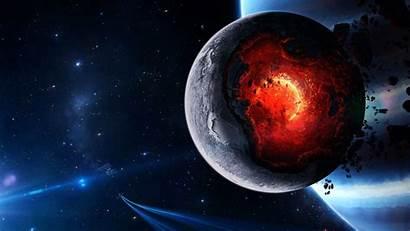 Planet Core Meltdown Wallpapers Desktop 1080p Universe