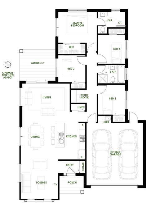 5 Bedroom House Plans Australia by 1000 Ideas About House Plans Australia On