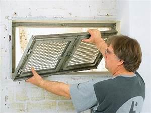 Gitter Für Kellerfenster : kellerfenster einfach und problemlos austauschen bauhaus ~ Markanthonyermac.com Haus und Dekorationen
