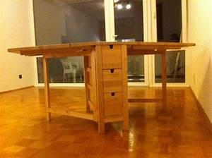 Tisch Zum Klappen : k chentisch esstisch arbeitstisch ein klapptisch mit sechs schubladen f r alle ~ A.2002-acura-tl-radio.info Haus und Dekorationen