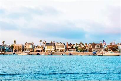 Newport Balboa Village Magazine Revisited California Beaches