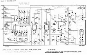 Quand Qc-ii Control Unit   Original Schematic