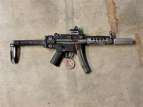 potd mandalorian heckler koch sp  firearm blog